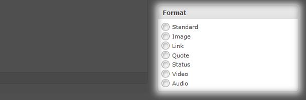 posts-formats