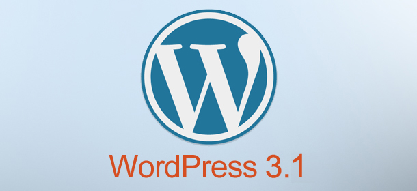 wordpress-3.1