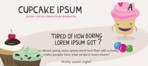 cupcake-ipsum